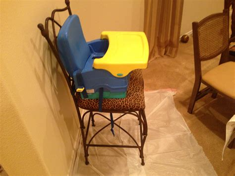 Disposable High Chair Floor Mats by Today S Hint Diy Disposable High Chair Splat Mats Hint