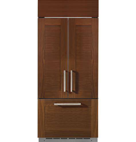 Ge Monogram Door Refrigerator by Ge Monogram Built In Refrigerators Door Built In
