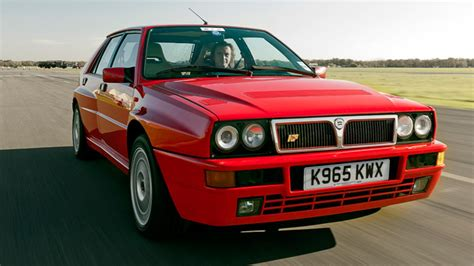 Lancia Delta Integrale Review Hammond Vs Lancia Delta Integrale Evo Ii Top Gear