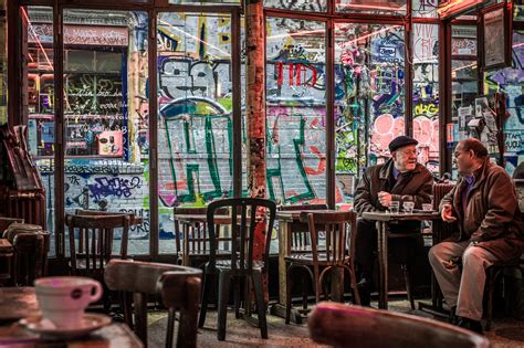 life outside the bubble french bistro kitchen how to drink coffee like a local in paris