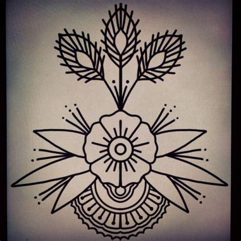 tattoo old 2013 pesquisa google school flower pesquisa ideas