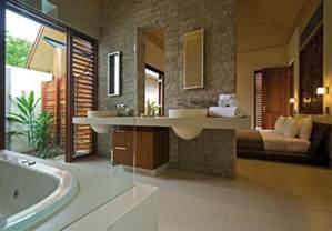 Master Bedroom Bathroom Designs 25 Sensuous Open Bathroom Concept For Master Bedrooms