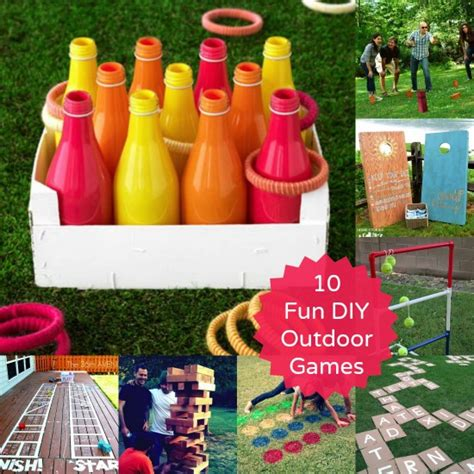 diy games backyard games quotes quotesgram