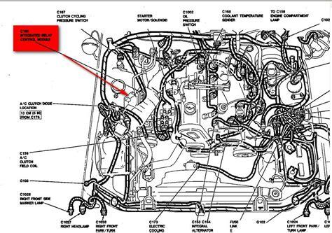 1989 mustang wiring diagram fuel wiring diagram