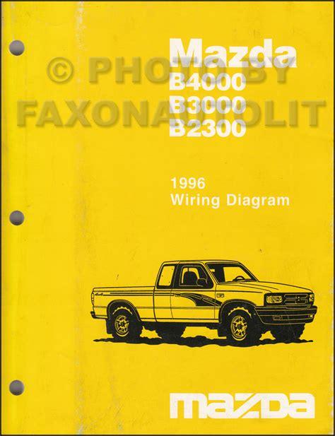 service manual how does cars work 1996 mazda millenia spare parts catalogs mazda millenia 1996 mazda pickup truck repair shop manual original b2300 b3000 b4000