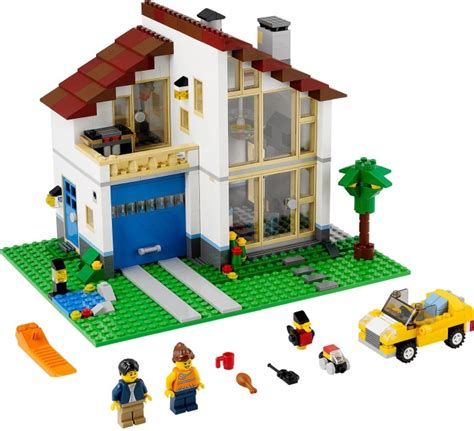 lego house sets 31012 1 family house brickset lego set guide and database
