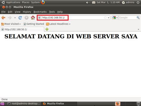 tutorial ubuntu web server tutorial konfigurasi web server dengan ubuntu catatan it