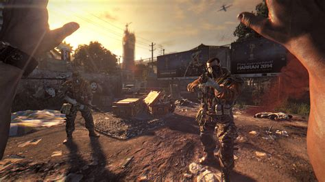 Dying Light Multiplayer by Dying Light Gameplay Details Cooperative Multiplayer