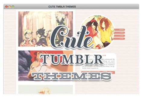 themes gifs para tumblr cute tumblr themes themes and tutorials cute tumblr