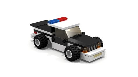 lego vehicle tutorial lego police sports car tutorial youtube