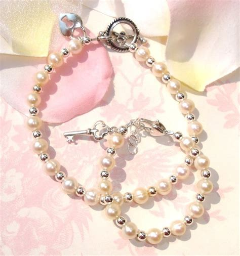 Sweet Baby Pink Eiffel Bead Bracelet 38 best images on daughters baby jewelry and bangle set