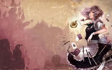 wallpaper abyss alpha coders touhou full hd wallpaper and background 1920x1200 id