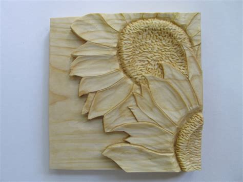 sunflower wall decor sunflower sunflower wall decor sunflower carving wood