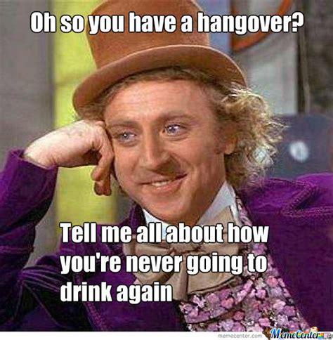 Hangover Meme Generator - image gallery hangover meme