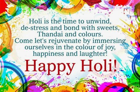 happy holi sms text status  hindi english youthgiricom