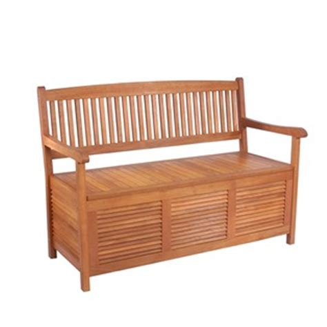 garden bench bunnings mimosa 127 x 60 x 89cm timber storage bench bunnings