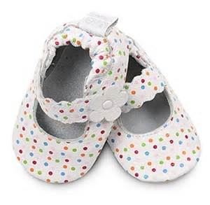 Baby Shoes Dotty Soft Baby Shoes By Mon Petit Shoe