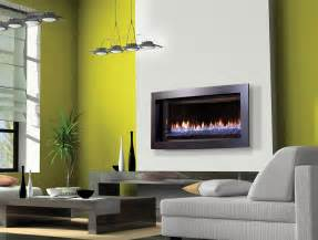 Contemporary Gas Fireplace Contemporary Gas Fireplaces