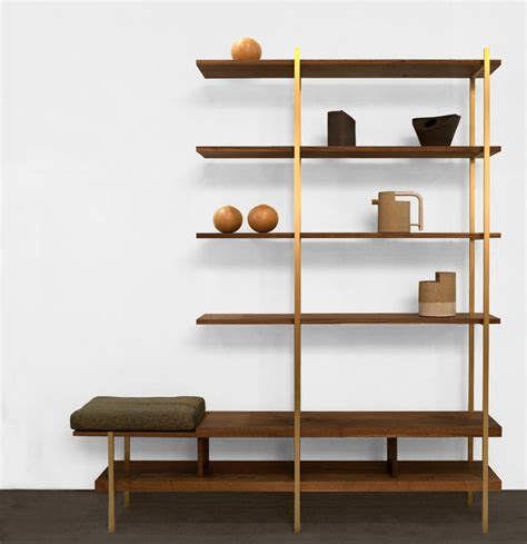 34 freestanding shelving systems that as room