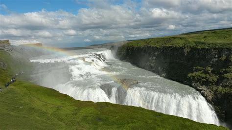 turisti per caso islanda gullfoss viaggi vacanze e turismo turisti per caso