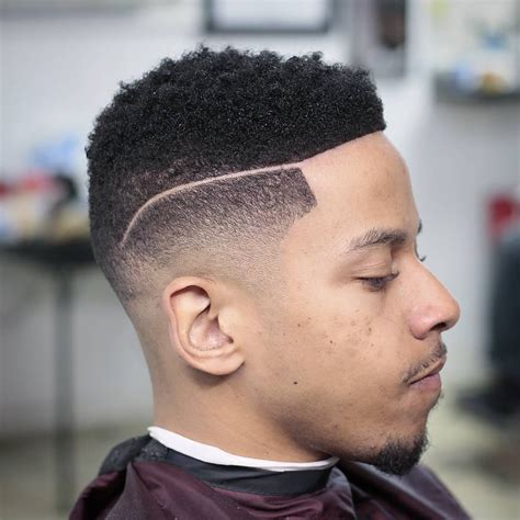 types of fades for the sides of black men black haircut fade hairstyle of nowdays