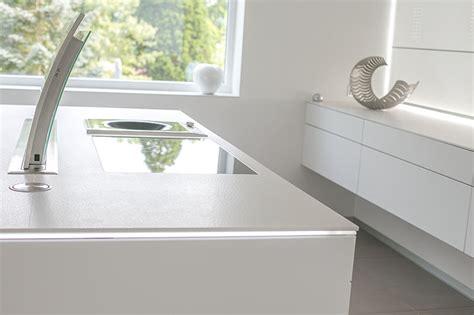 beleuchtung arbeitsplatte homestory minimalistische k 252 che familie lessnich