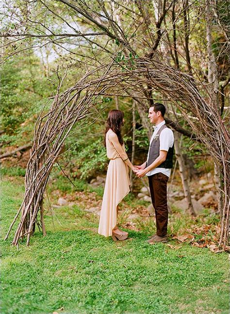 Wedding Arch Made Of Sticks by 120 Curated Rusticmount Nmagic Wedding Ideas By Frankleahy