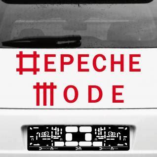 Schriftzug Aufkleber Online Bestellen by Depeche Mode Aufkleber Online Bestellen Bei Yatego