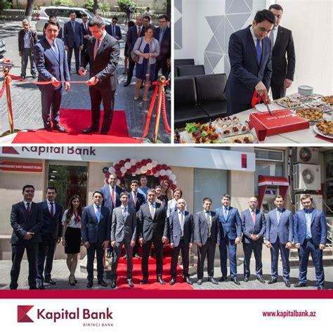 kapital bank kapital bank banco az