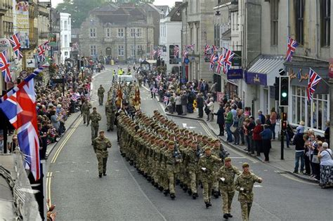 houses to buy in warminster freedom parade for yorkshire regiment in warminster huddersfield examiner
