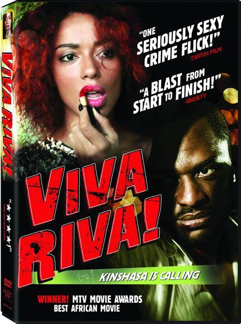 Cover Viva Viva Riva Dvd Release Date September 27 2011