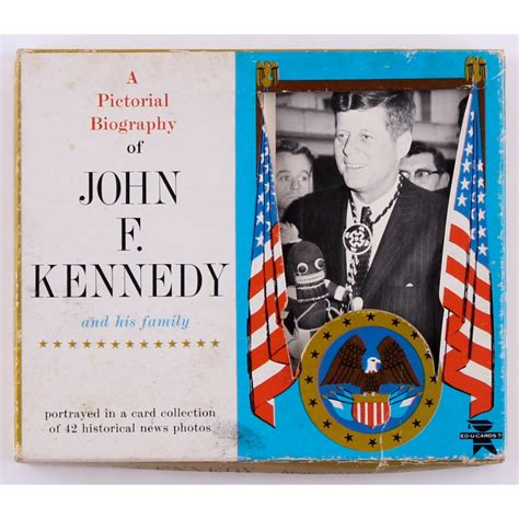 a pictorial biography of john f kennedy and his family online sports memorabilia auction pristine auction