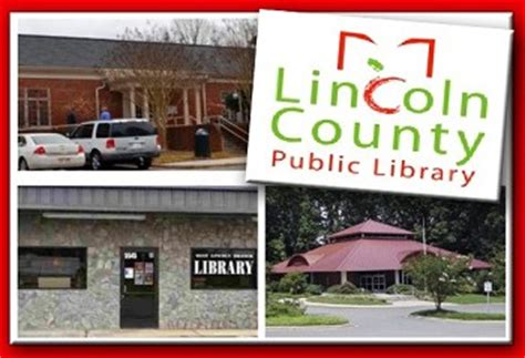 lincoln county library nc this week at the lincoln county library nov 30 dec 5