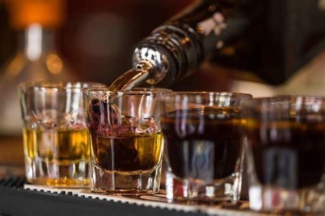top shots bar the liqueur guide gentleman s gazette