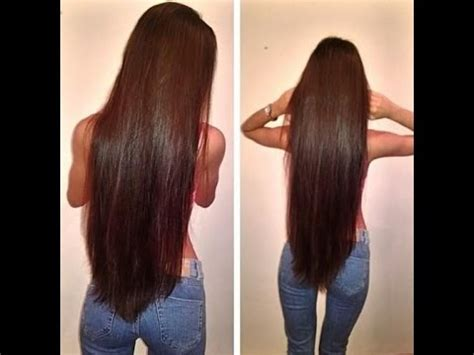 how to fix long hair in upsweep how to repair damaged hair and make it grow faster diy