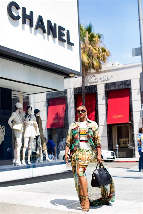 s day rodeo drive claire s shopping on rodeo drive with deonte nash