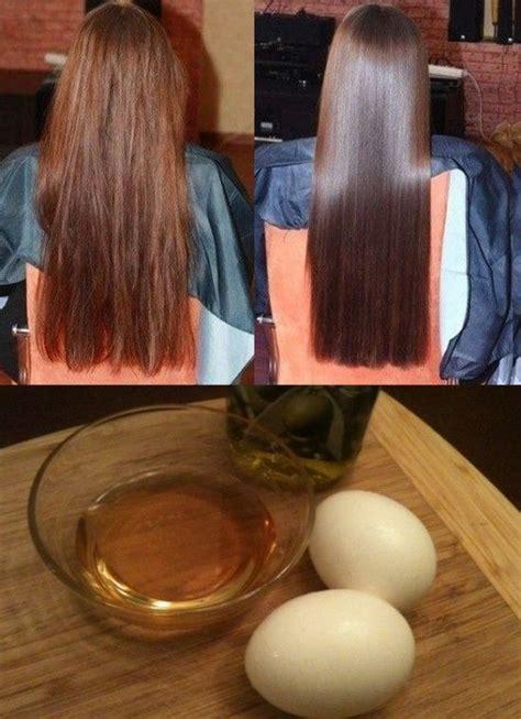 homemade hair thickener diy egg white mask for hair