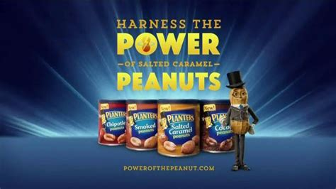 Planters Peanuts Commercial Voice by Planters Salted Caramel Peanuts Tv Commercial The