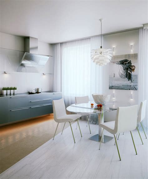 modern small apartment design beautiful small space dining room interior design ideas