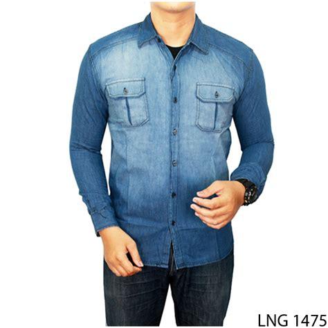 Best Quality Kgk Kemeja Pria Lengan Panjang Batik Songket Motiv Hujan buy kemeja soft pria lengan panjang banyak model