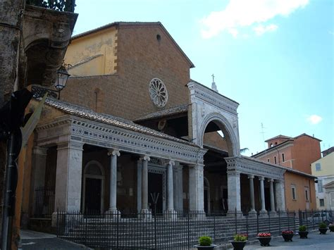 civita castellana civita castellana cathedral