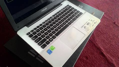 Hardisk Asus A455l laptop gaming i5 asus a455l mulus fullset bergaransi bekasi pasarlaptop net