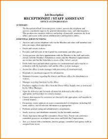 Staff Assistant Cover Letter by Congressional Staff Assistant Cover Letter