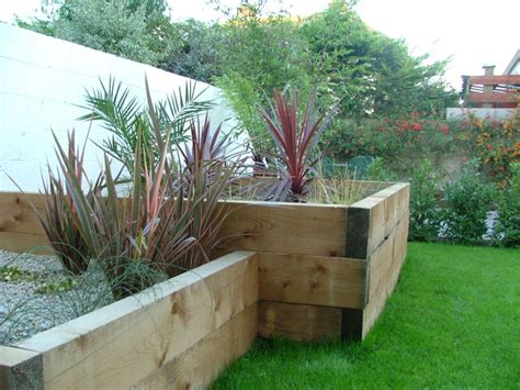 Raised Planter Ideas by Small Garden Raised Planter Beds Donegan