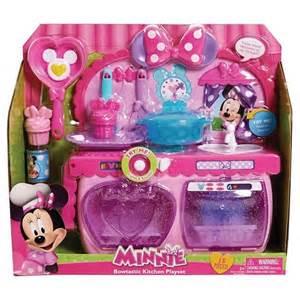 Minnie Mouse Kitchenware Minnie Bow Tique Bowtastic Kitchen Playset Target