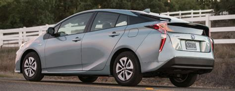 How Much Horsepower Does A Toyota Prius Official 2016 Toyota Prius Specs And Price
