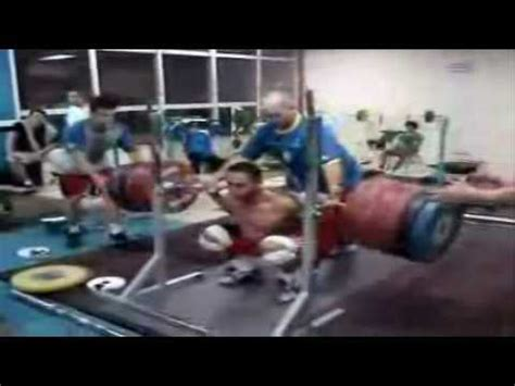 bj raji bench press elite powerliftng extreme weight dogglb gym part of