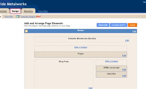 tutorial blogger header plumrose lane tutorials how to install a decorative blog