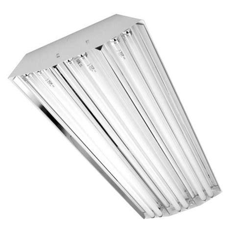 Tcp Lighting Fixtures Tcp El4sa652 F32t8 High Bay 4 L 120 277 Volt