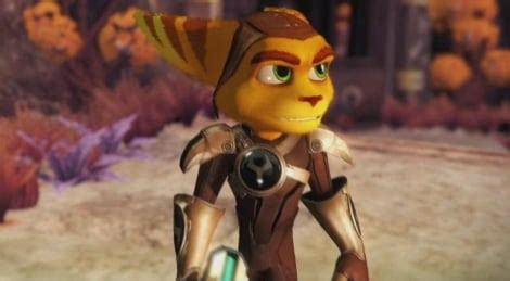 Diskon Ps4 Ratchet And Clank R1 picture of ratchet clank future a in time